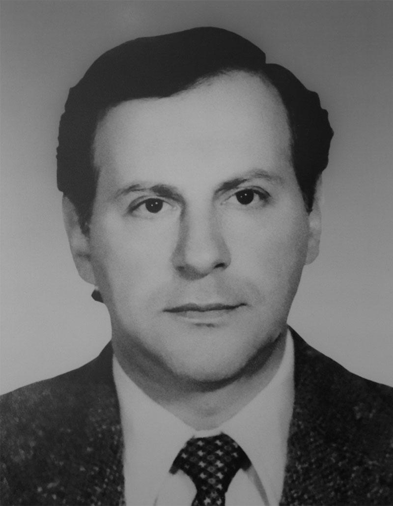 Dr. Antonio Soda Merhy
