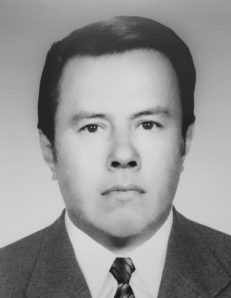 Dr. Eduardo Montes de Oca Fernández
