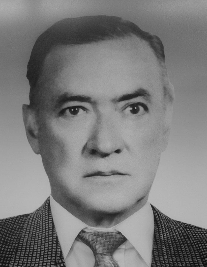 Dr. Humberto Alcocer Gutiérrez de Velasco