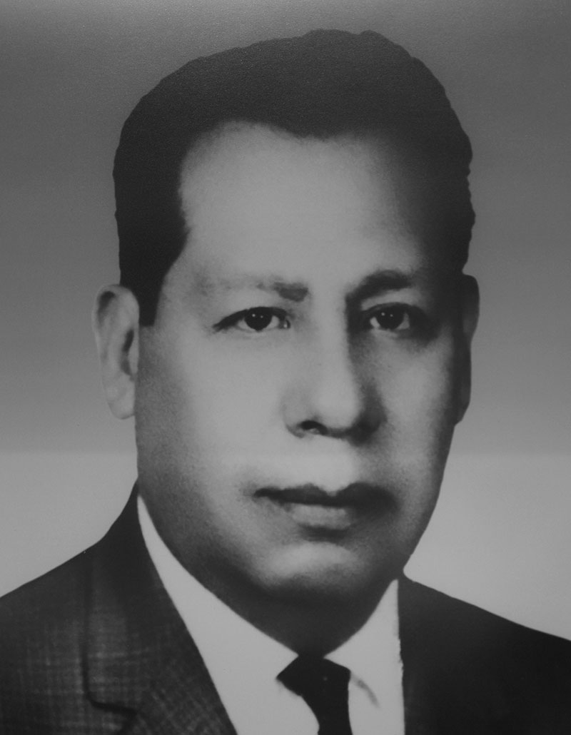 Dr. Isaías Balanzario Rosas