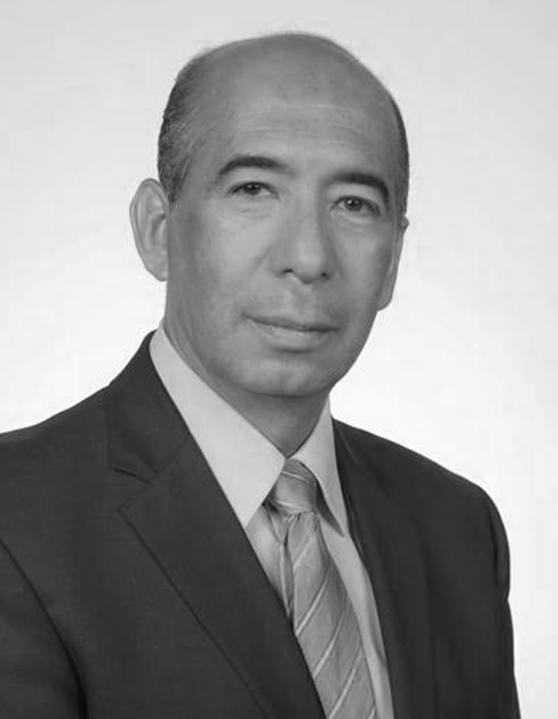Dr. Raúl Gerardo Barrios Marqués