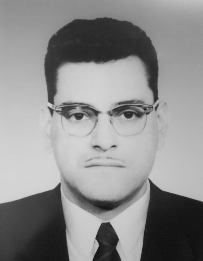 Dr. Héctor Rolando del Rosal Sigler