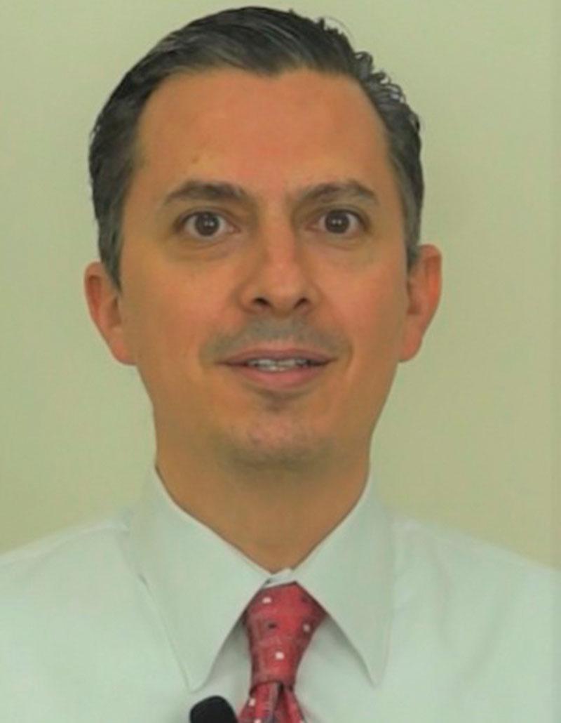 Dr. Ignacio Dorantes Mancebo del Castillo