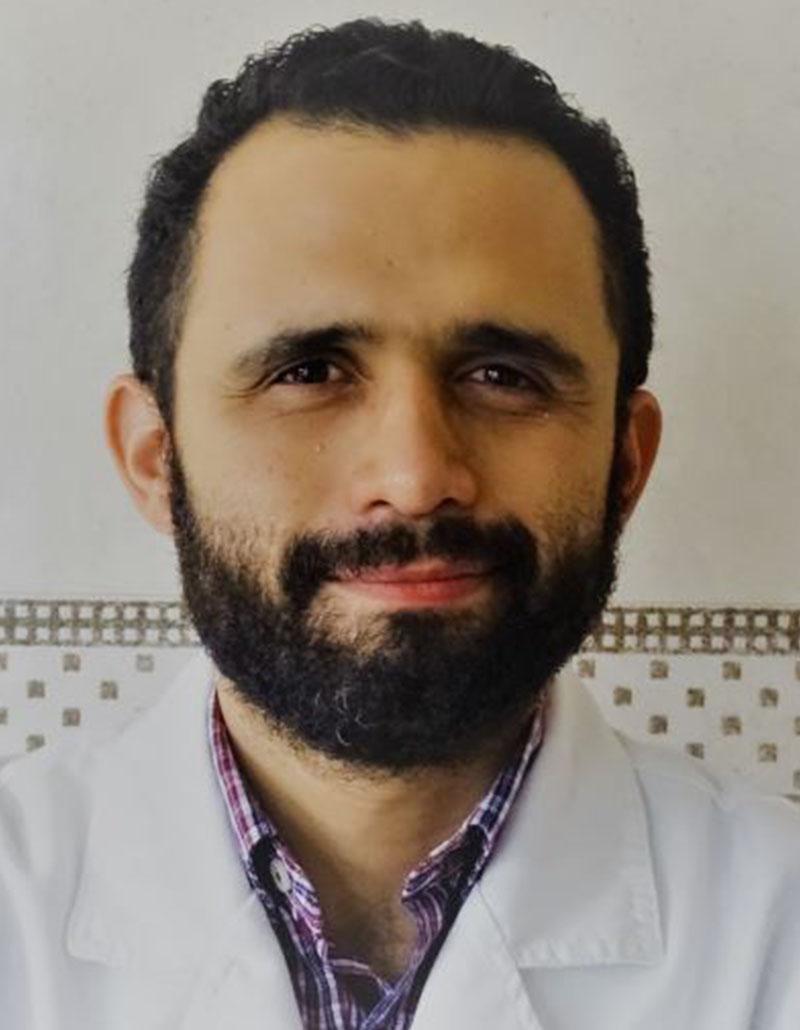 Dr. Hector Luis Echeagaray Sánchez