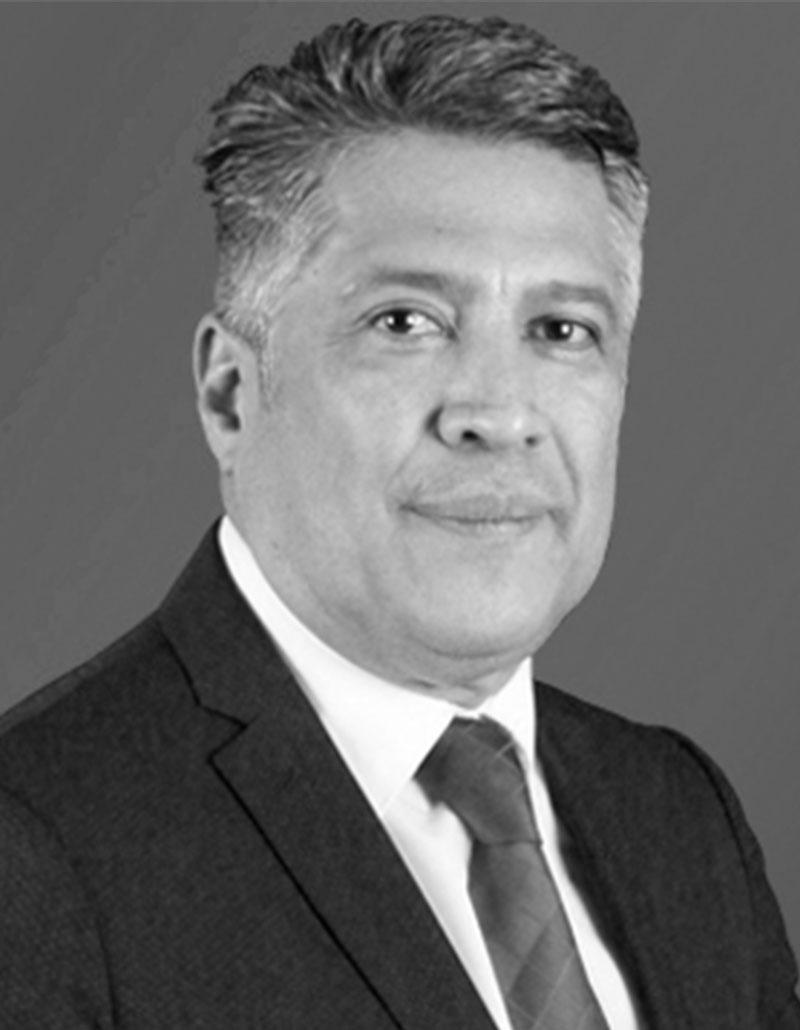 Dr. Martín Ramiro Castañeda de León